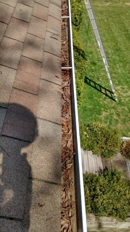 Gutter Cleaning in Stevensville Md