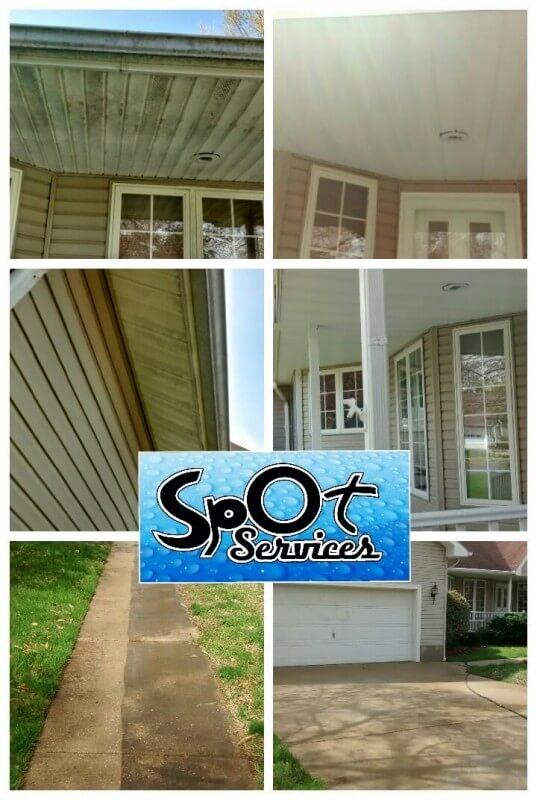 House wash and siding cleaning. Pressure washing in Easton MD
