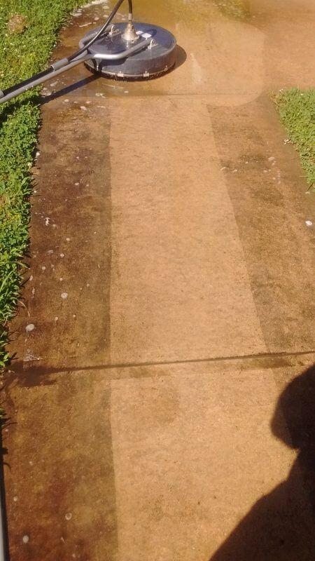 Sidewalk cleaning in Cambridge