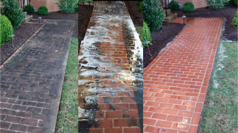 Power Washing, Roof Cleaning Window Cleaning, Spot Services